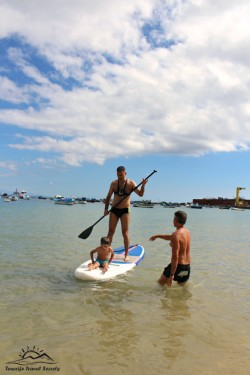 Paddleboard with Anaga Experience