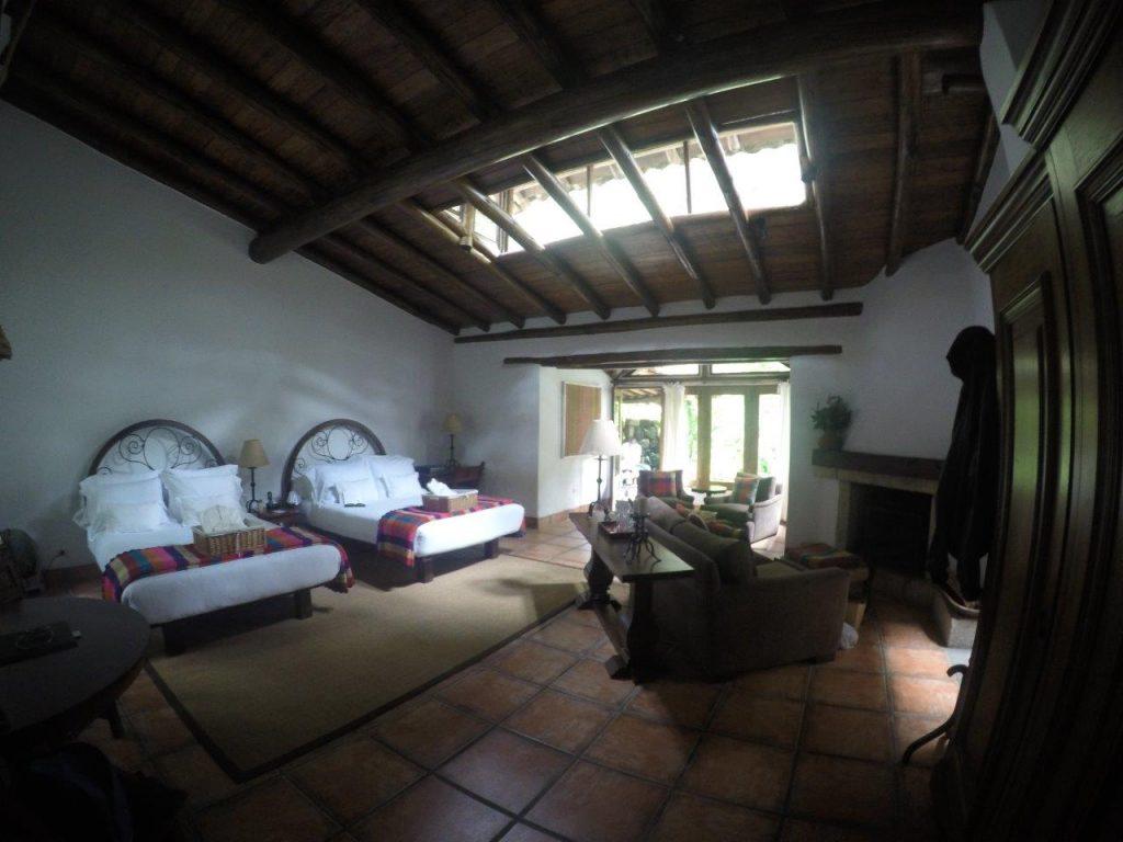 Inkaterra Machu Picchu Pueblo suite