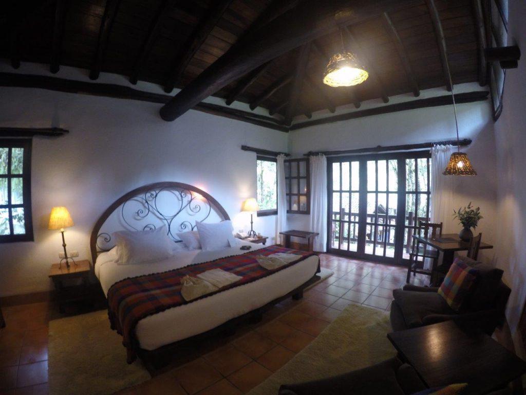 Inkaterra Machu Picchu Pueblo standard bedroom
