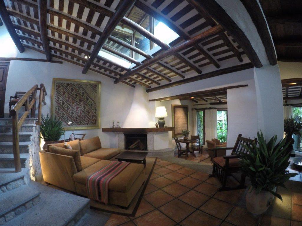 Inkaterra Machu Picchu Pueblo suite Inkaterra