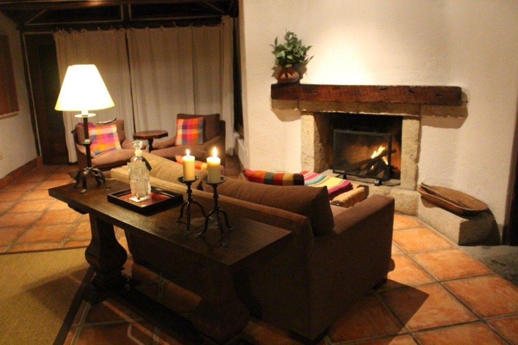 Inkaterra Machu Picchu Pueblo suite living area