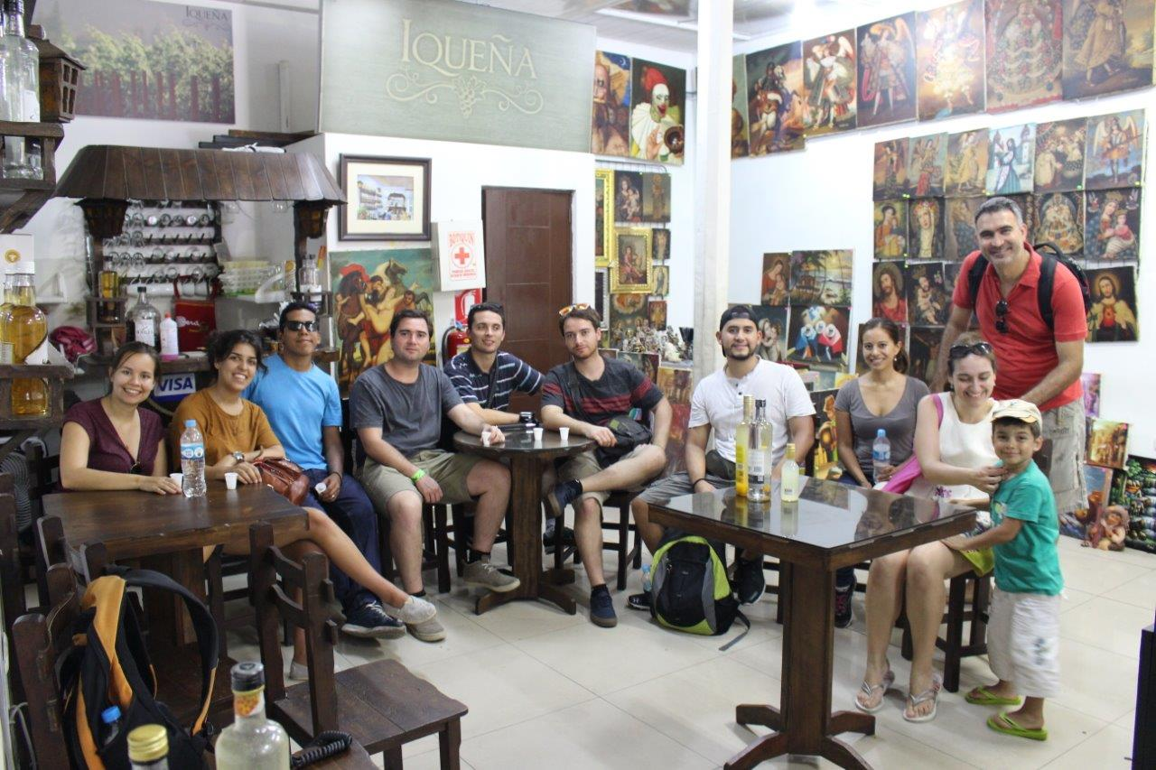 We took a free walking tour in Lima, that was totally worth our visit to the historic center