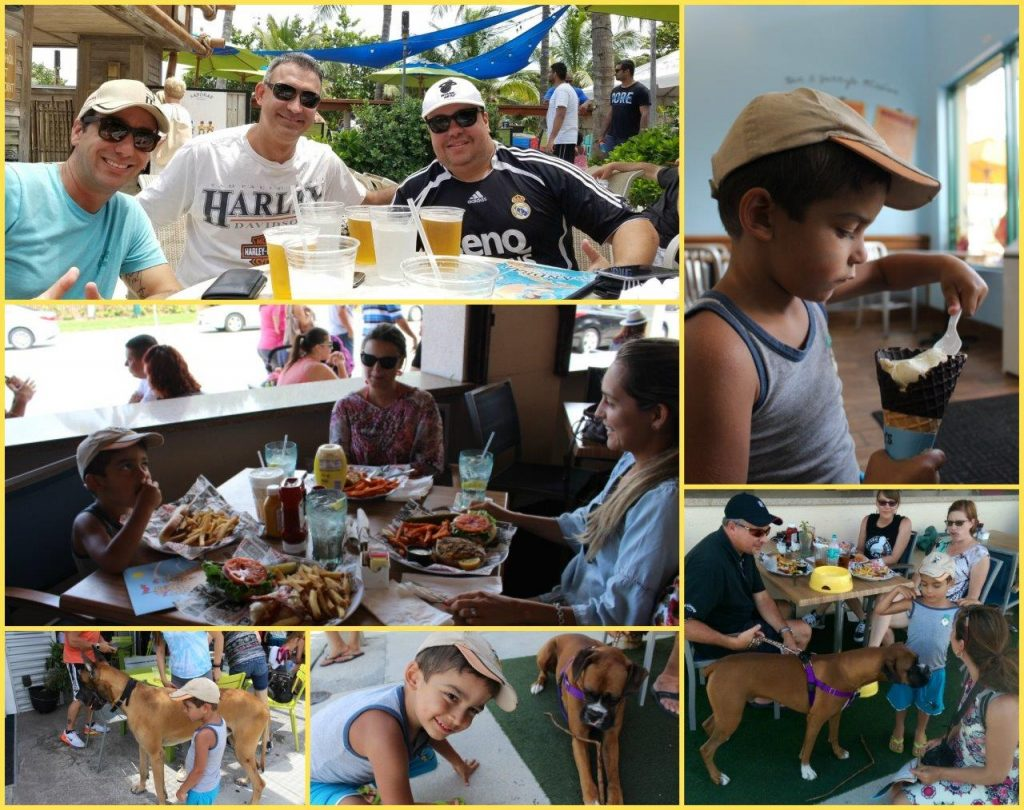 delray Collage