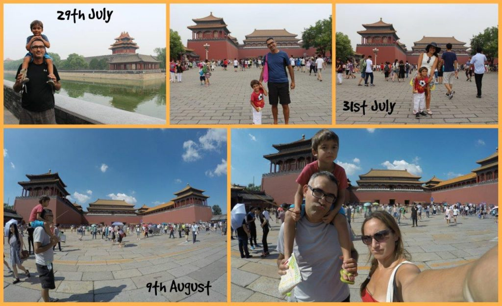 Our crusade to visit the Forbidden City