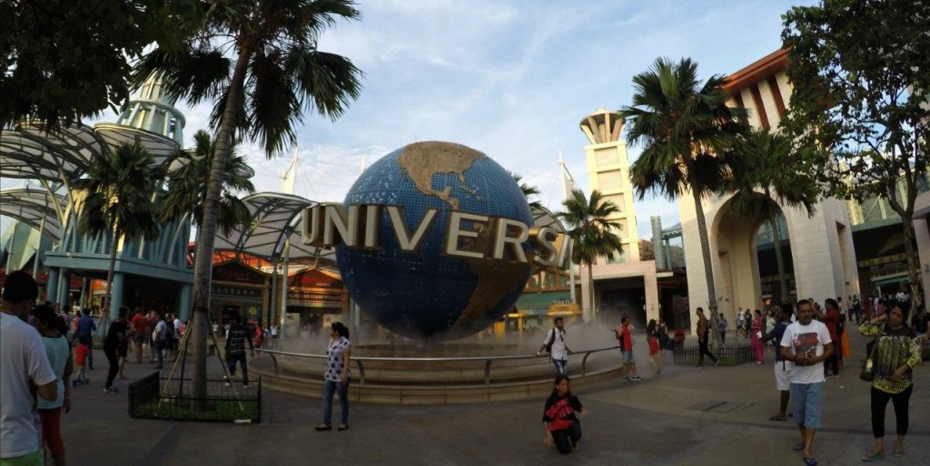 Our experience at Universal Studios Singapore was great