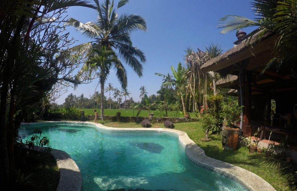 Saudara Home, our guest house near Ubud, Bali