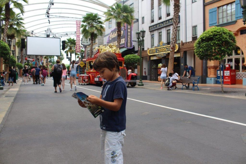 What a fun day at Universal Studios Singapore!