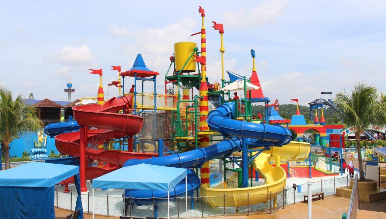 Legoland Malaysia Waterpark Our Experience By Family Travel Secrets Tiket Johor Bahru Theme Park Dan Water