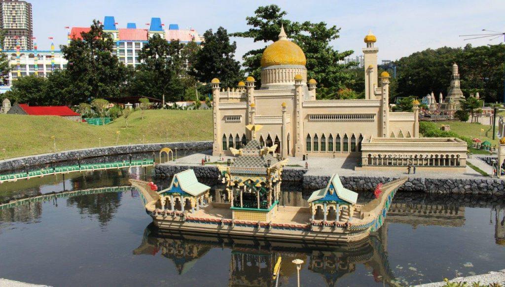 Miniland at Legoland Malaysia Resort
