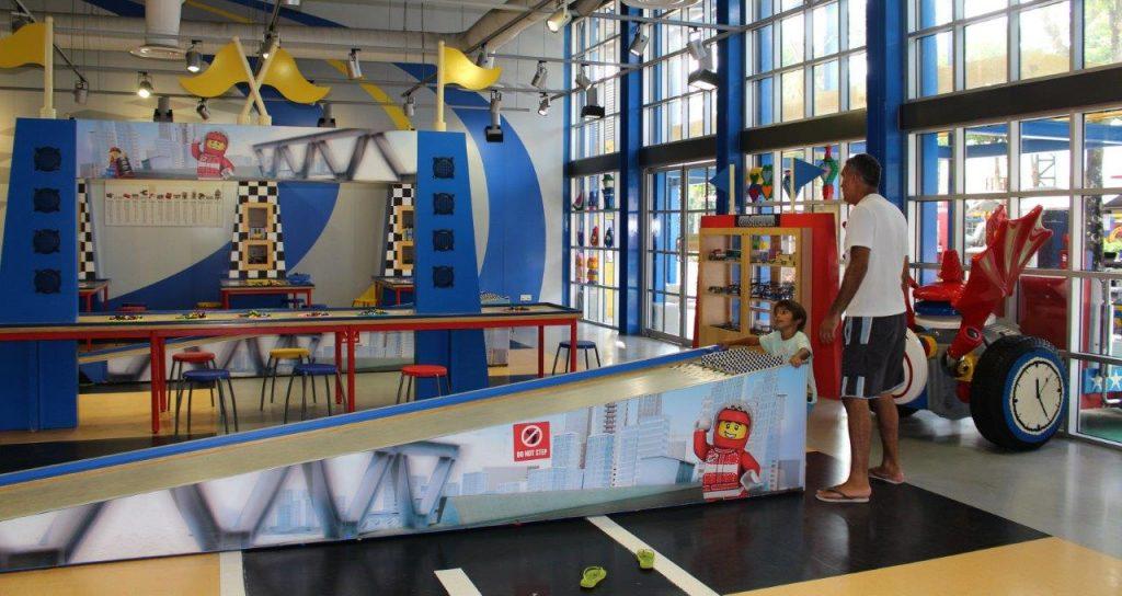 Imagination at Legoland Malaysia Resort