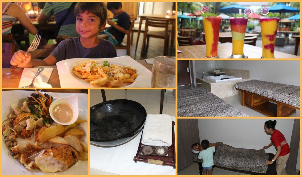 Great food, amazing spa, delicious cocktails... Ramada Encore Bali Seminyak