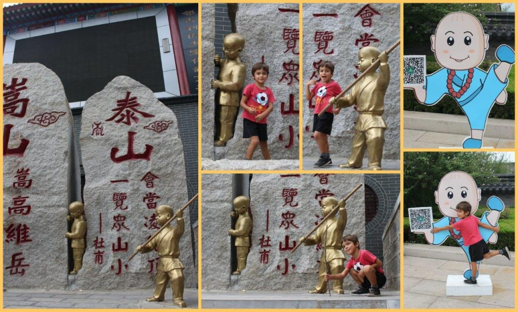 Impressions from the Shaolin Temple