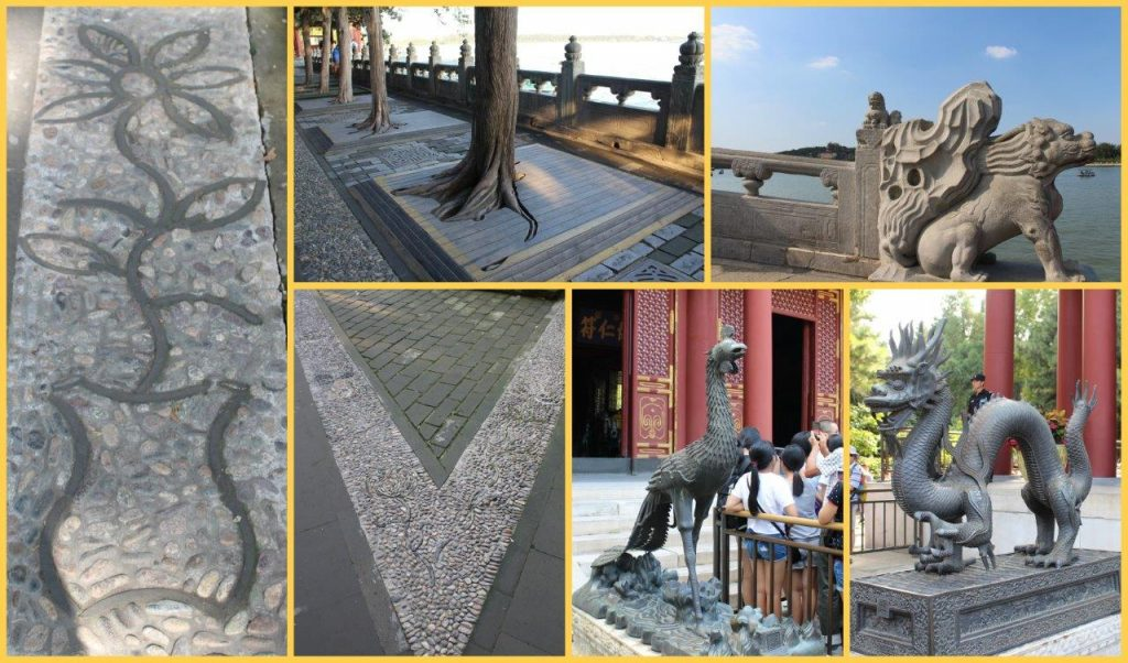 Some of the impressions from the Summer Palace of Beijing