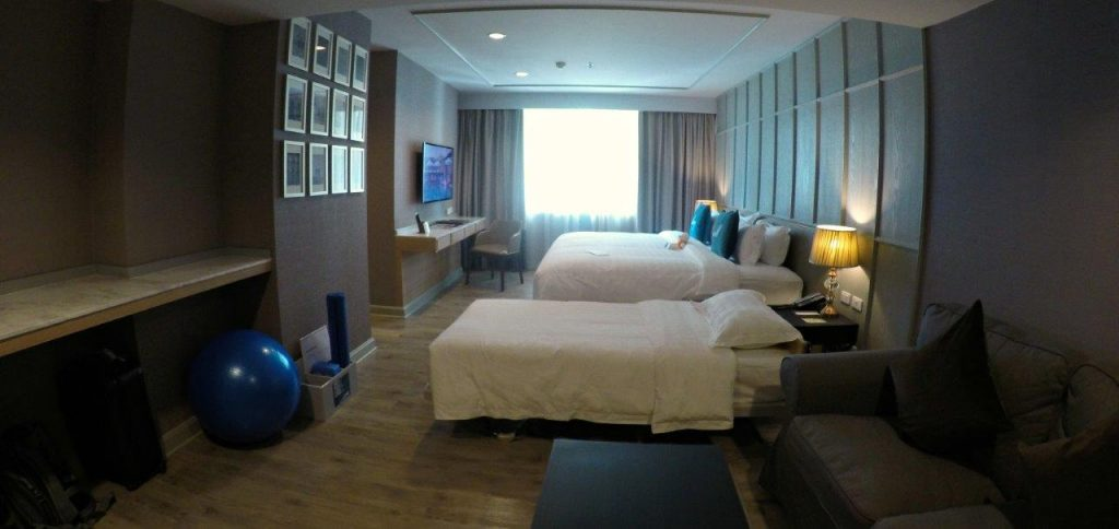 Our Executive Room at Well Hotel Bangkok