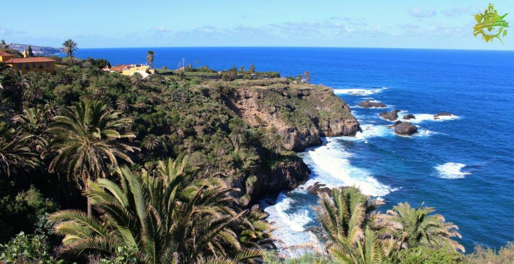 The views during the excursion through Rambla de Castro Tenerife were simply amazing